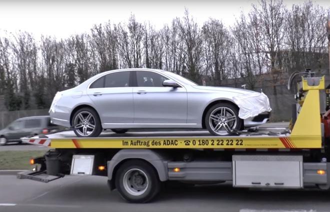 Mercedes-Benz E-Class 2016 dan lo dien toan phan hinh anh