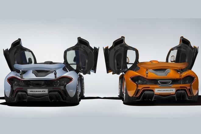 Sieu xe McLaren P1 cuoi cung duoc xuat xuong hinh anh 2