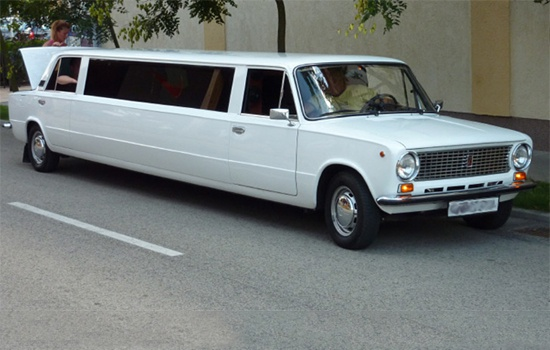10 chiec limousine lon nhat the gioi hinh anh 4