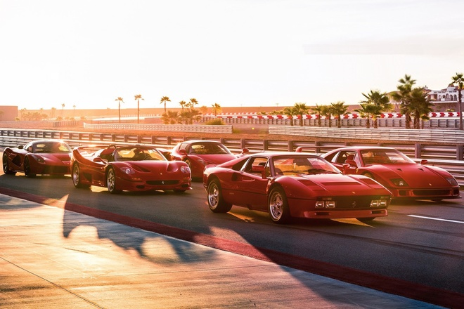 5 the he Ferrari dua tai toc do hinh anh 1