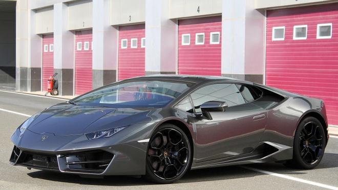 Lamborghini ap u 5 ban sieu xe Huracan moi hinh anh 1