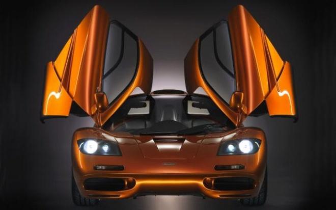 10 ly do McLaren F1 la sieu xe tot nhat lich su hinh anh