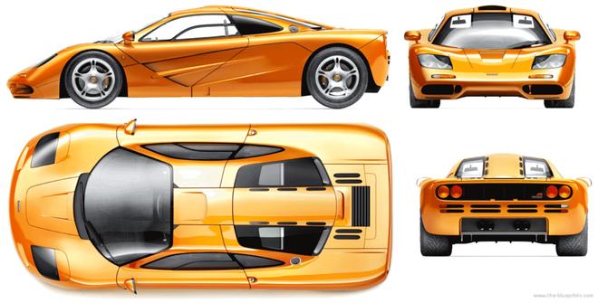 10 ly do McLaren F1 la sieu xe tot nhat lich su hinh anh 8