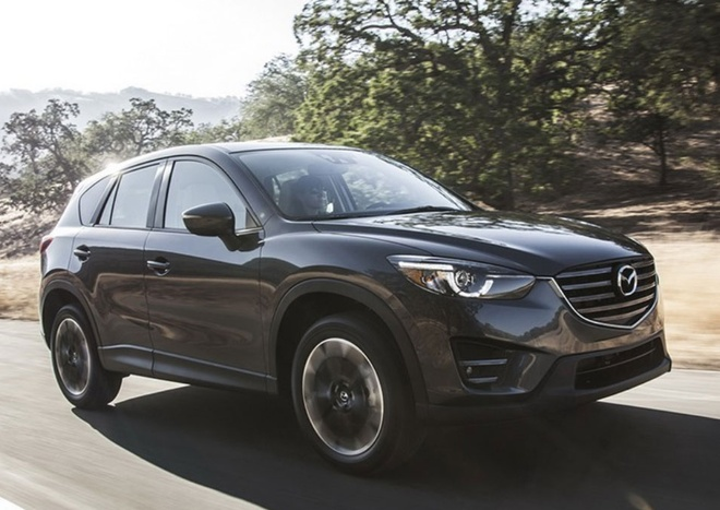 Mazda CX-5 2016 sap ra mat tai Viet Nam hinh anh