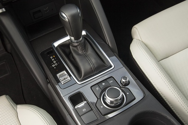 Mazda CX-5 2016 sap ra mat tai Viet Nam hinh anh 9