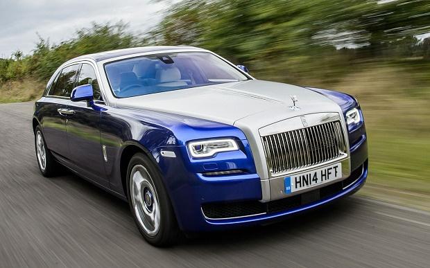 Gioi sieu giau o at mua Rolls-Royce hinh anh