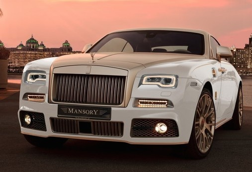 Rolls-Royce Wraith ma vang 24k doc nhat the gioi hinh anh
