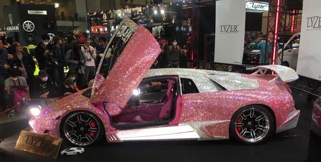 Nhung oto ky quac nhat Tokyo Auto Salon 2016 hinh anh