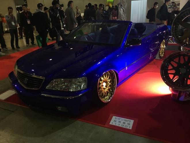 Nhung oto ky quac nhat Tokyo Auto Salon 2016 hinh anh 11