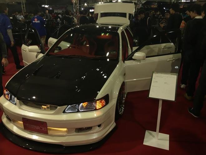 Nhung oto ky quac nhat Tokyo Auto Salon 2016 hinh anh 7