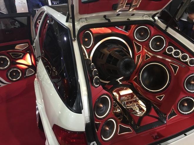 Nhung oto ky quac nhat Tokyo Auto Salon 2016 hinh anh 8