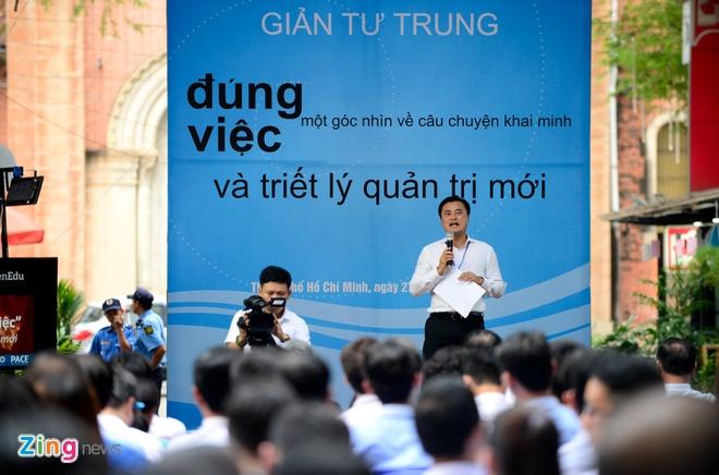 200 cong chuc so Giao thong van tai hoc cach lam 'Dung Viec' hinh anh 1