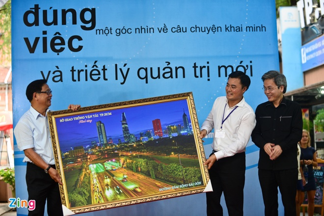 200 cong chuc so Giao thong van tai hoc cach lam 'Dung Viec' hinh anh 2