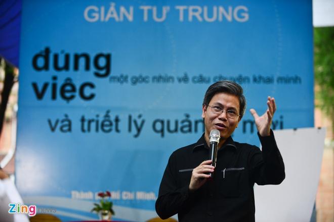200 cong chuc so Giao thong van tai hoc cach lam 'Dung Viec' hinh anh 3