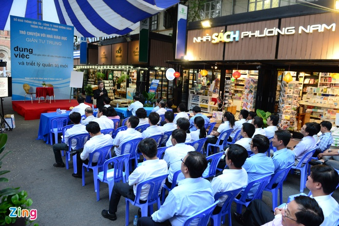 200 cong chuc so Giao thong van tai hoc cach lam 'Dung Viec' hinh anh 5