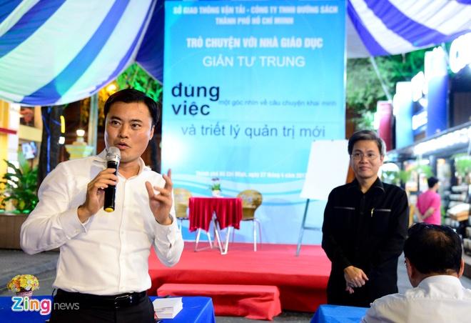 200 cong chuc so Giao thong van tai hoc cach lam 'Dung Viec' hinh anh 7