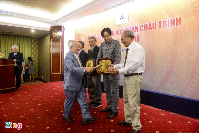 Giai thuong Phan Chau Trinh vinh danh hoc gia Pham Quynh hinh anh