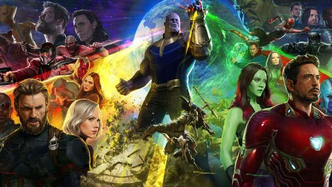 Khan gia noi gi ve 'Avengers: Cuoc chien vo cuc' sau ngay ra mat? hinh anh