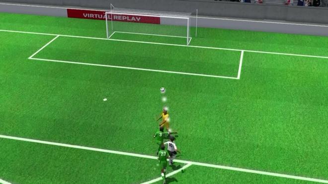 Highlight 3D: Ban thang ky thuat cua Salah vao luoi Saudi Arabia hinh anh