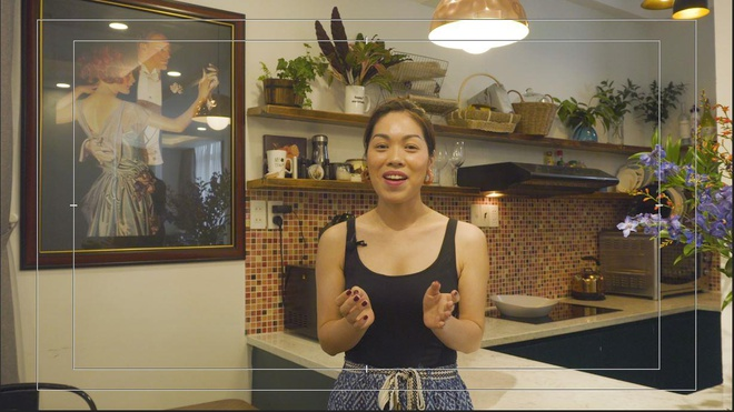Căn hộ mang phong cách Đông Dương của nữ nhà báo Minh Trang
