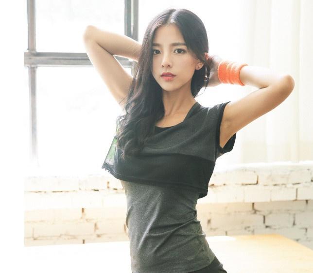 C qu girl Hot trung