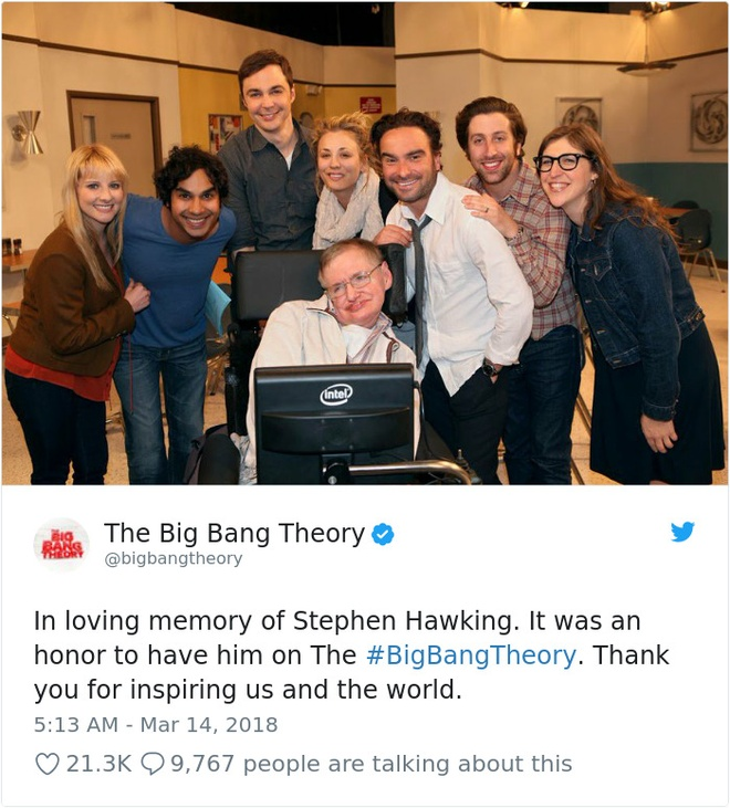 Loi nhan gui cuoi cung cua dan mang the gioi toi Stephen Hawking hinh anh 2