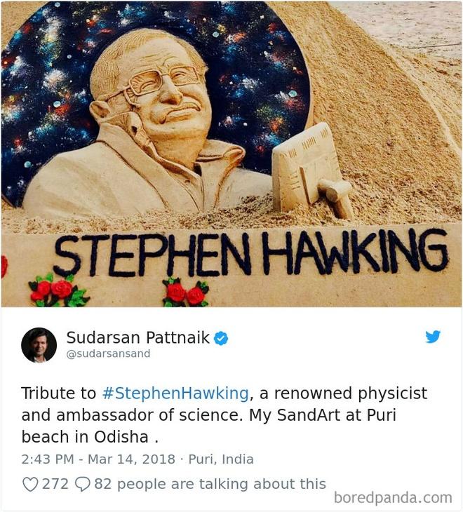 Loi nhan gui cuoi cung cua dan mang the gioi toi Stephen Hawking hinh anh 4