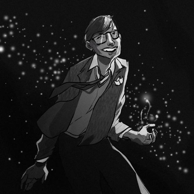 Loi nhan gui cuoi cung cua dan mang the gioi toi Stephen Hawking hinh anh 8