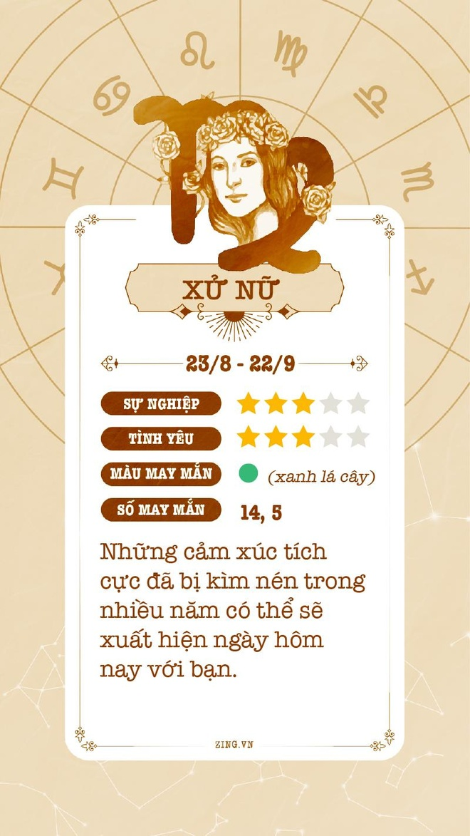 Cung hoang dao 23/3: Kim Nguu sa sut, Thien Binh duoc de mat hinh anh 7