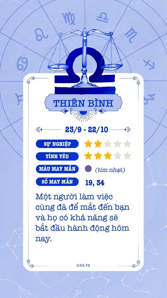 Cung hoang dao 23/3: Kim Nguu sa sut, Thien Binh duoc de mat hinh anh 8