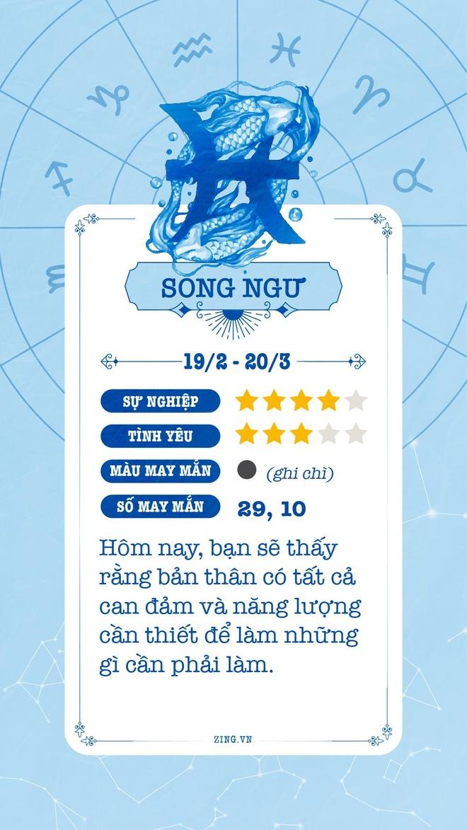 Cung hoang dao 29/4: Bao Binh may man, Song Ngu tran day nang luong hinh anh 13