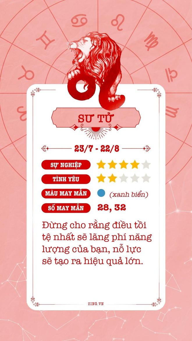 Cung hoang dao 30/4: Xu Nu met moi, Thien Yet lo lang hinh anh 6