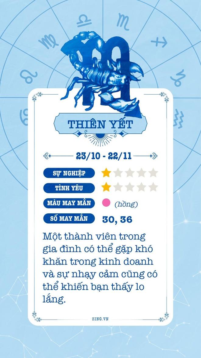 Cung hoang dao 30/4: Xu Nu met moi, Thien Yet lo lang hinh anh 9