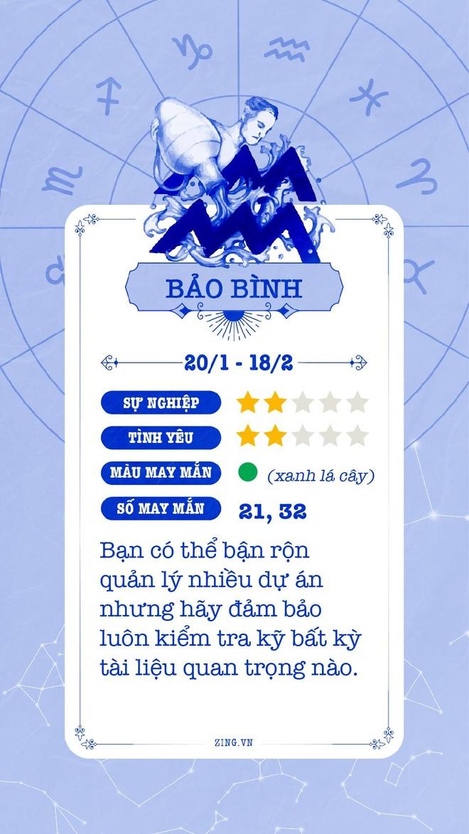 Cung hoang dao 11/5: Kim Nguu cang thang, Song Tu lo so hinh anh 12