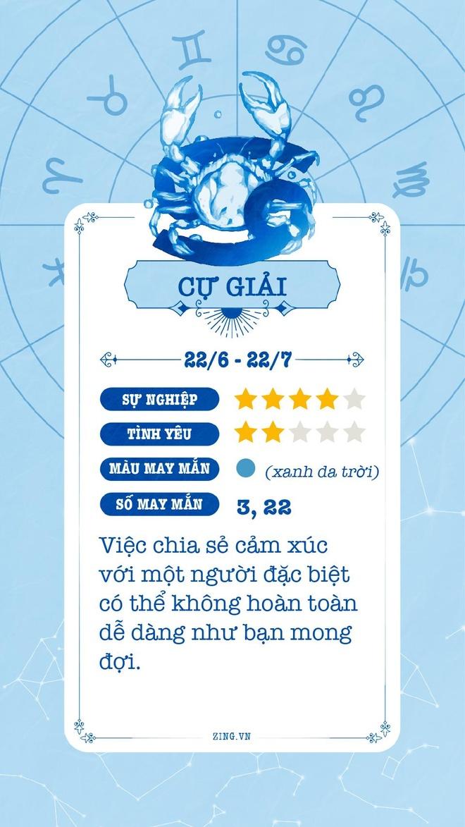 Cung hoang dao 11/5: Kim Nguu cang thang, Song Tu lo so hinh anh 5