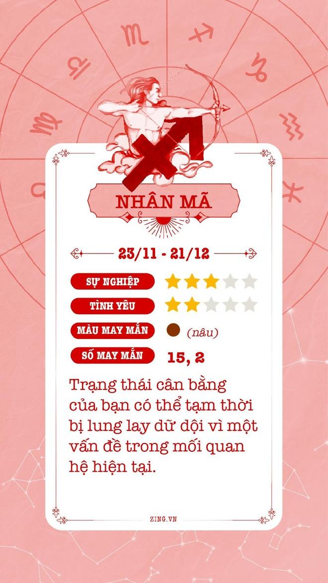 Cung hoang dao 11/5: Kim Nguu cang thang, Song Tu lo so hinh anh 10