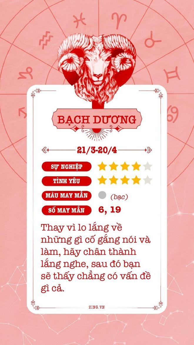 Cung hoang dao 12/5: Bach Duong lo lang, Thien Binh bi cam do hinh anh 2