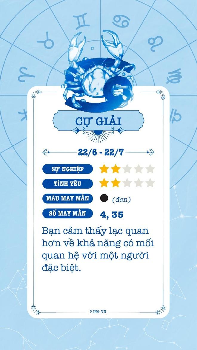 Cung hoang dao 18/5: Cu Giai lac quan, Xu Nu lo lang hinh anh 5