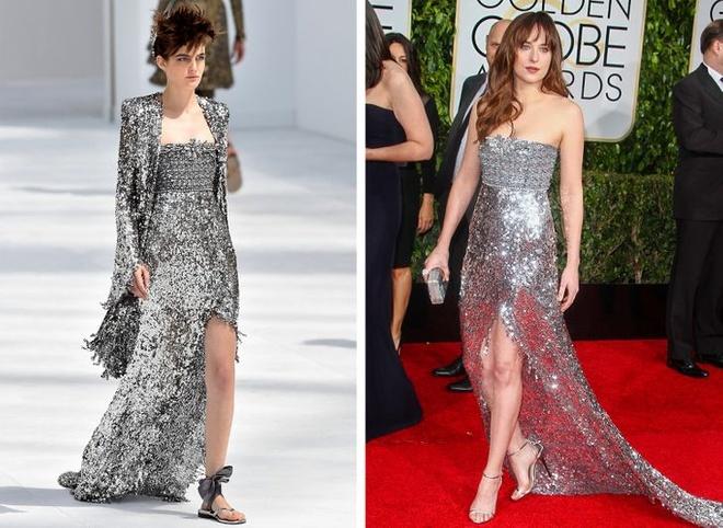 Jennifer Lopez và dàn sao Hollywood mặc đồ hiệu đẹp hơn <em>người mẫu</em>