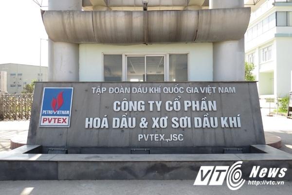 Nha may thua lo nghin ty PVTex qua loi ke cong nhan hinh anh 1