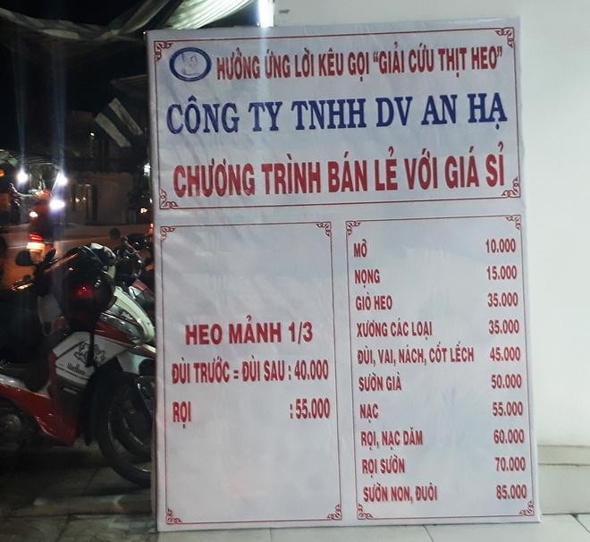 Sai Gon ban thit heo 'dong gia' 35.000 dong mot kg hinh anh 2