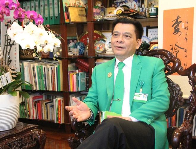 Ong chu Mai Linh: Chung toi khong kien, phai hoc hoi Uber, Grab hinh anh 1