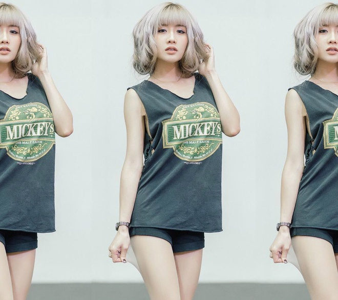 hot girl Thai Lan anh 6