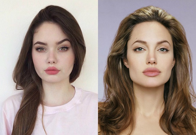 Nguoi mau 15 tuoi noi tieng nho giong Angelina Jolie hinh anh 1