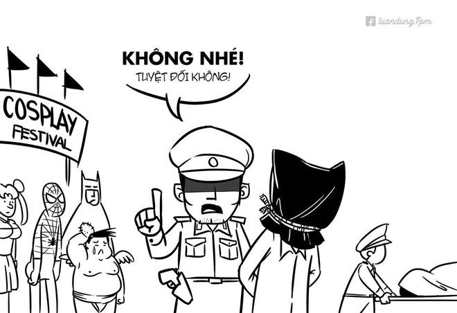 Bo tranh 'Tinh yeu khong don gian' khien dan mang bat cuoi hinh anh 11
