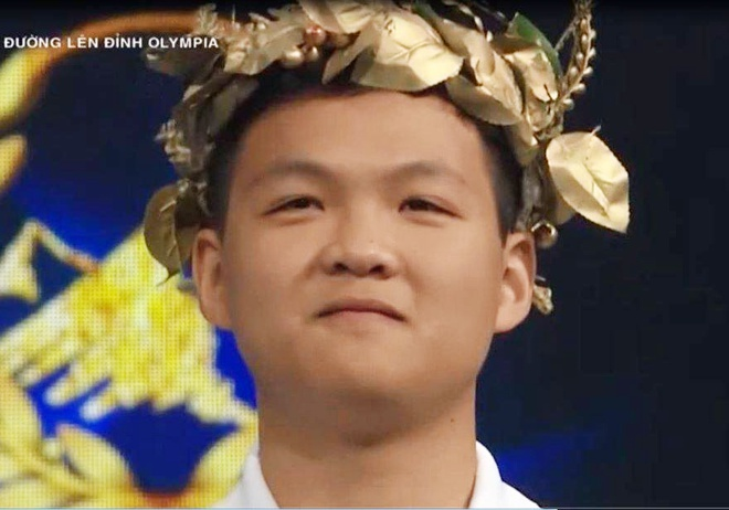 Viet Hoang se doi dau 'cau be Google' o chung ket Olympia hinh anh