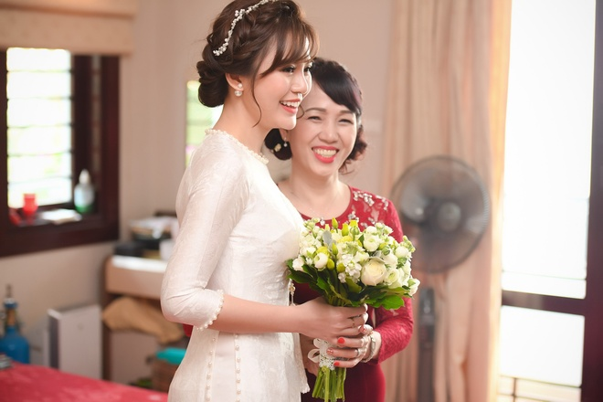 Hot girl Tu Linh to chuc dam cuoi hinh anh 9