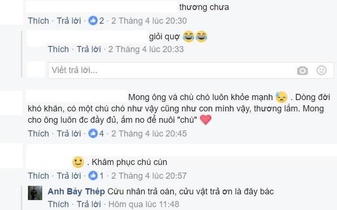 Chu cho giup chu ngheo ban ve so o Ca Mau hinh anh 2