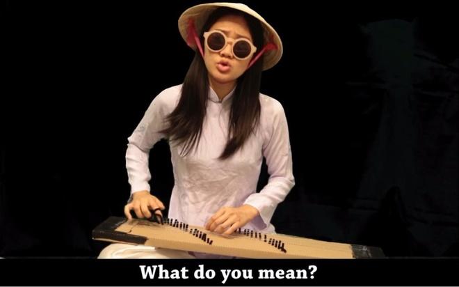 'Ban gai Le Roi' hat cai luong hit cua Justin Bieber la ai? hinh anh