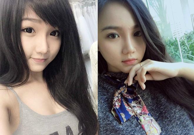 'Hot girl rua bat' Viet duoc dan mang Han khen xinh, cham chi hinh anh 3